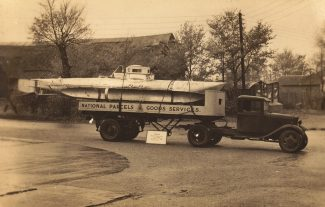 Picture 3 - German one-man midget submarine | F. Lazell