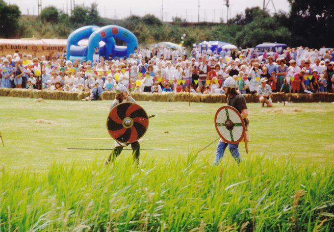 Family fun day with Vikings | Pat Adams