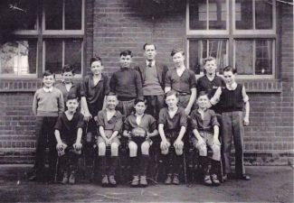 Benfleet School Football Team | Peter Nunn