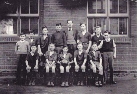 Benfleet School Football Team