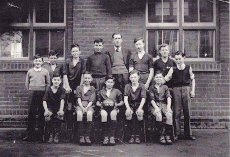 Benfleet School Football Team