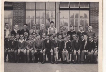 Benfleet Primary School 1943