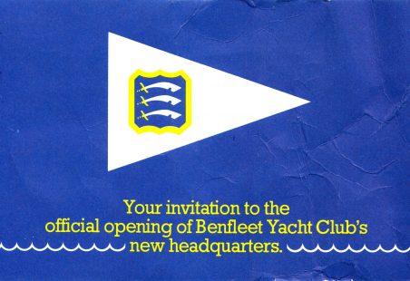 The New Benfleet Yacht Club
