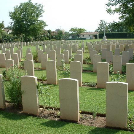 Caserta War Cemetery.  Italy. | Copyright.  The War Graves Photographic Project.
