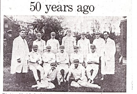 Benfleet Cricket Club Team 1925