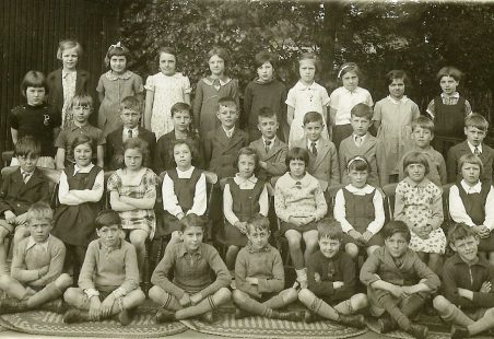 Benfleet Primary School 1938