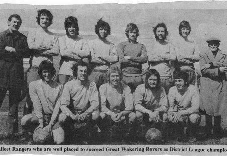 Benfleet Rangers 1967