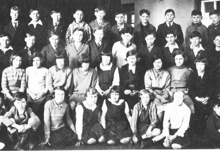 Benfleet Primary School - Late 1920s