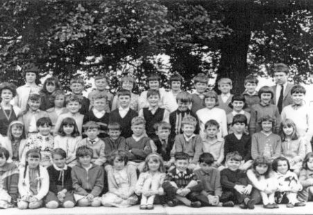 Benfleet Primary School Photos taken in the 1960s