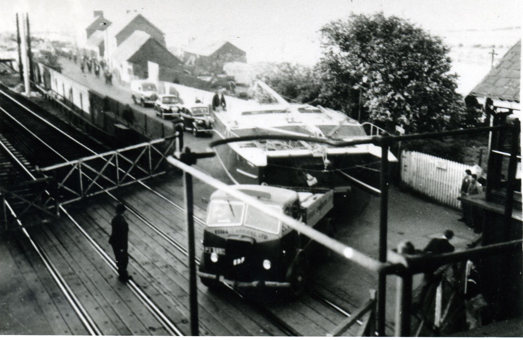 Canvey Island Old Bridge