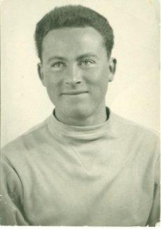 Bernard Hagon in 1949 - aged 16 | Bernard Hagon