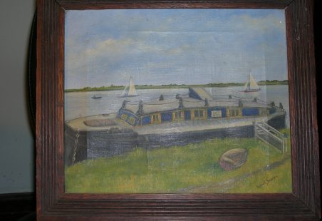 Houseboat memories of Anne Bennett