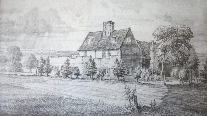 Boyce Hill golf club house...1933