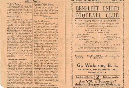 Benfleet United Football Club
