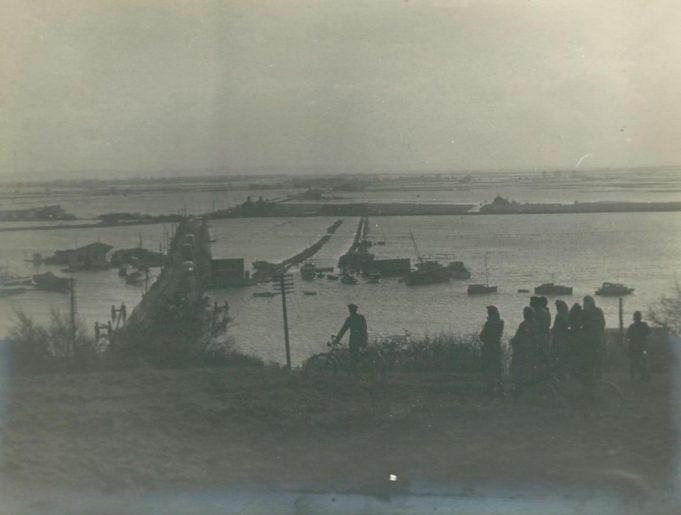 Canvey island Floods