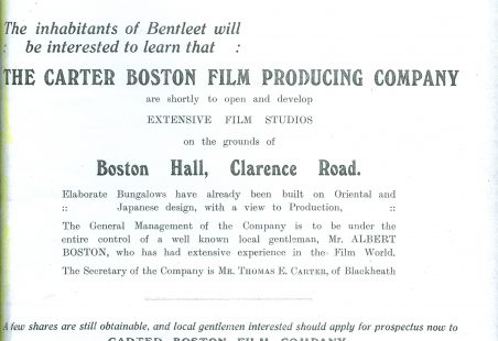 The Carter-Boston Film Producing Company