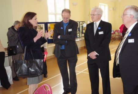 Benfleet Community Archive Launch