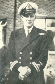 Lt. Charles Wines. Swordfish Pilot part of 830 Squadron based in Malta from1940.  The attacks by 830 squadron on enemy shipping in the Mediterranean were mainly responsible for preventing Rommel advancing into Egypt as the Swordfish attacks hampered the German supply lines. | Gilbert Wines