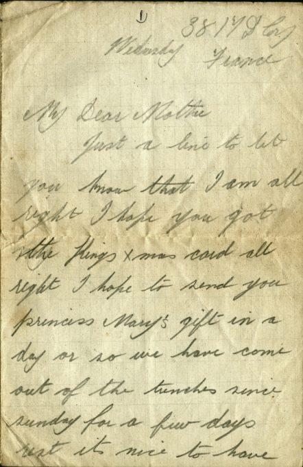 Page 1 | Jane Oliver