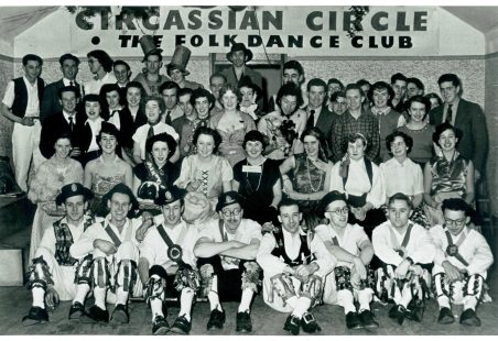 Circassian Circle Folk Dance Club - Photo Gallery