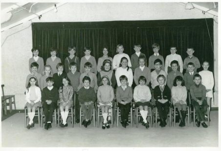 Thundersley Primary School 1970