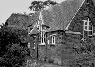 North Benfleet School  c. 1950 | Peter Watts