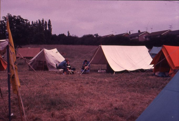 Camp site | Ian Hawks