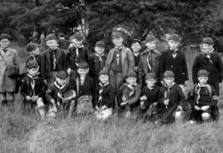 5th Thundersley Cubs 1958