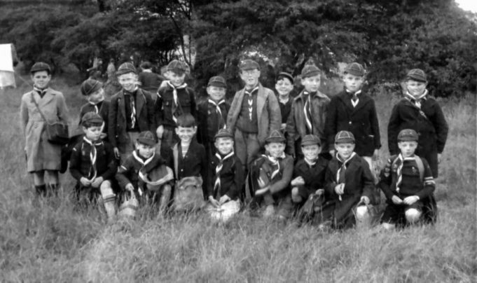 5th Thundersley Cubs 1958 | Peter Renaut