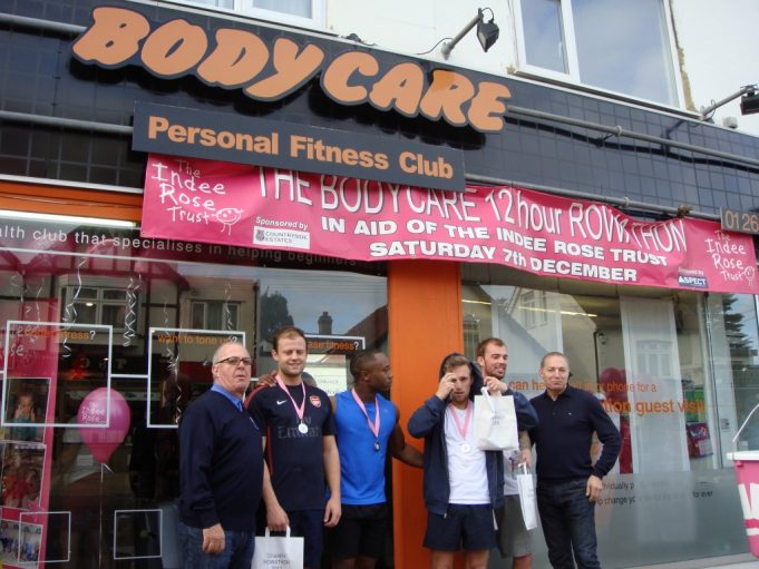 Outside the gym | Bodycare Personal Fitness Club