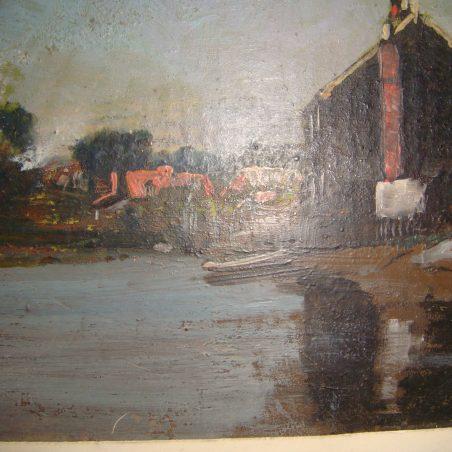 Our village creek | Hobden ?