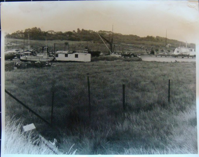 Dauntless Yard (1965) | from the Kean Collection