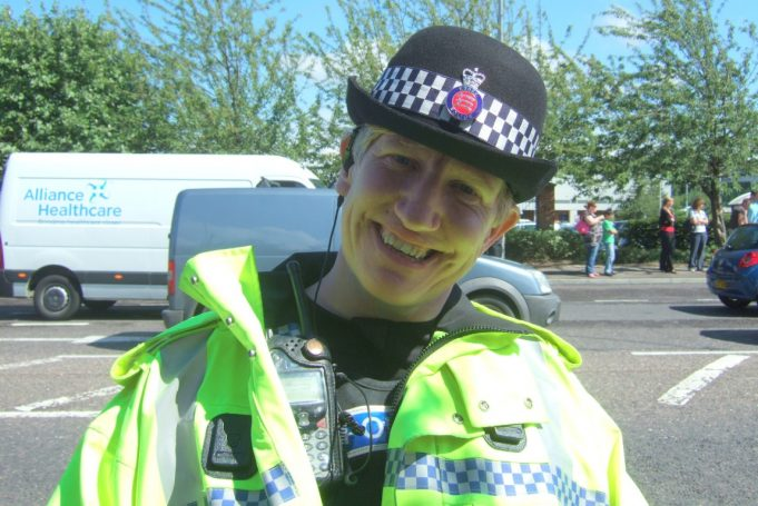 Friendly Essex Officer | Mike Day