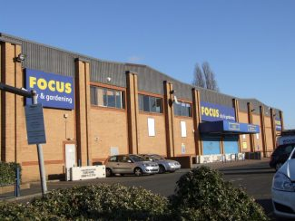 Old Focus store at Tarpots | Phil Coley