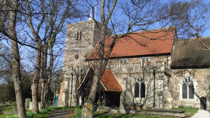 St Mary's Church 2015 | Margaret March
