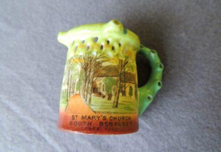 Miniature Puzzle Mug