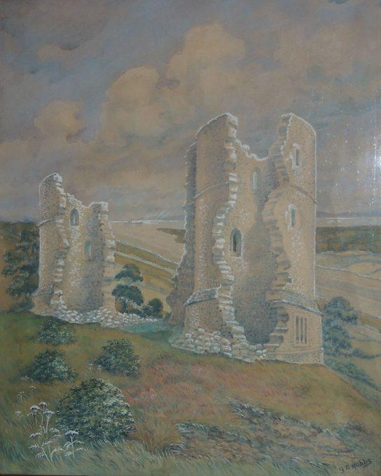 Hadleigh Castle | Courtesy of Roy and Emma Wheatley