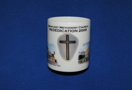 Benfleet Methodist Church Mug