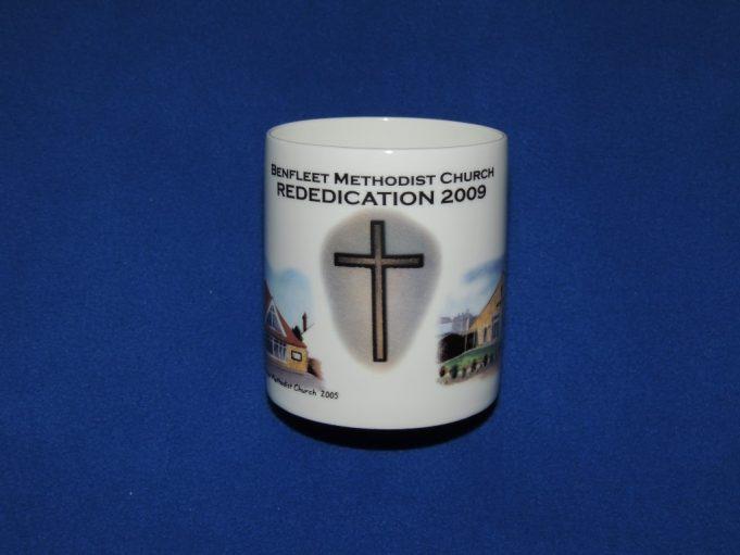 Benfleet Methodist Church Rededication 2009 | Frank Gamble