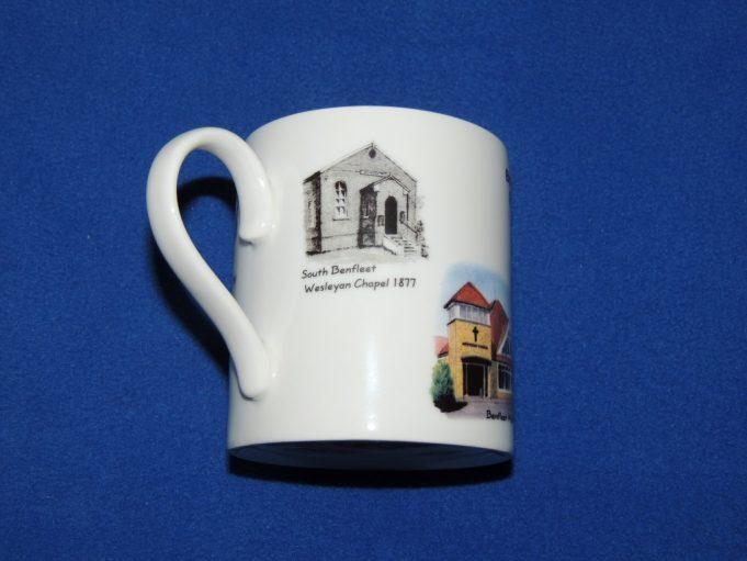 South Benfleet Wesleyan Chapel 1877 | Frank Gamble