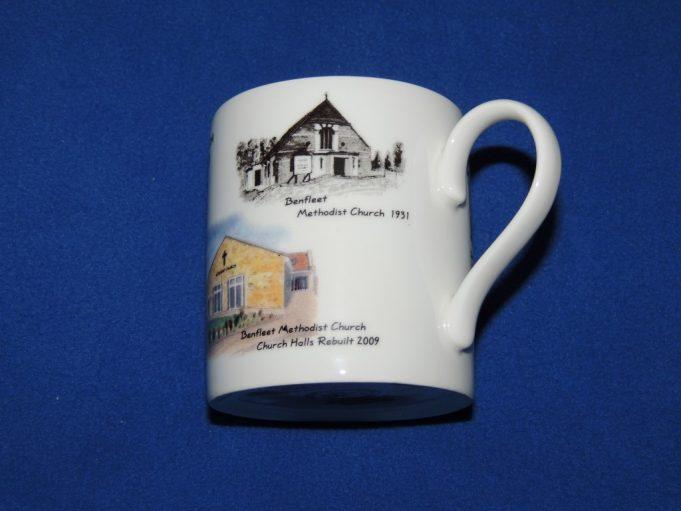 Benfleet Methodist Church 1931 | Frank Gamble