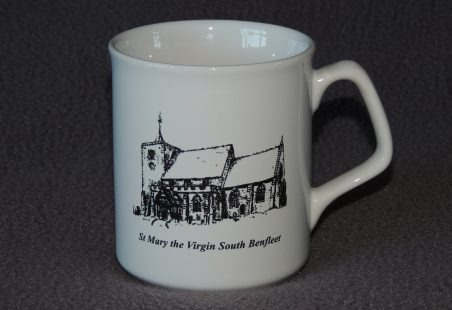 St. Mary's Church Souvenir Mug