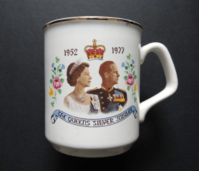 Commemorative Mug | Alice Chafer