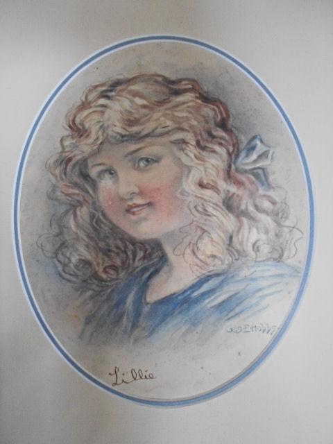 'Lillie' | Eleanor Donaldson