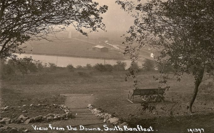 Pictures of The Benfleet Downs