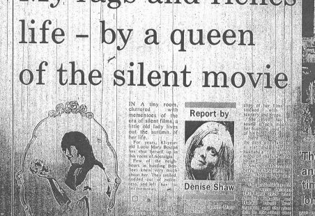 My Rags and Riches Life - By a Queen of the Silent Movie