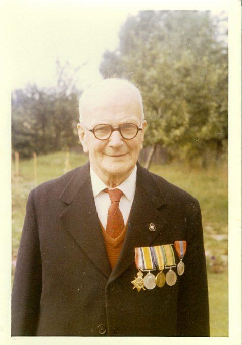 Mr Ernest J Tyler (Rex Tyler's father) | Rex Tyler