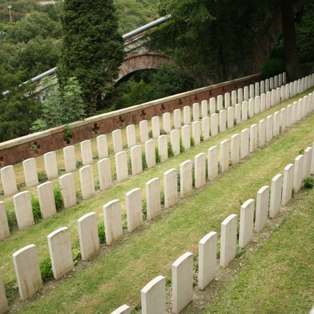 Staglieno Cemetery.  Italy. | Copyright.  The War Graves Photographic Project.