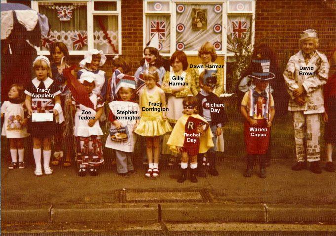 Childrens Fancy Dress Entrants | Jenny Day