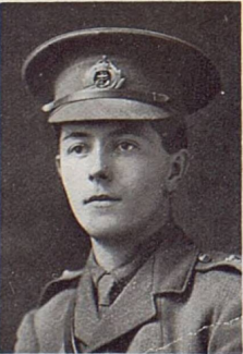 Sub-Lieutenant G W Ross | The Sphere issue 17 July 1915
